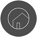 Prozess Icons House-k