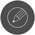 Prozess Icons Stift-k